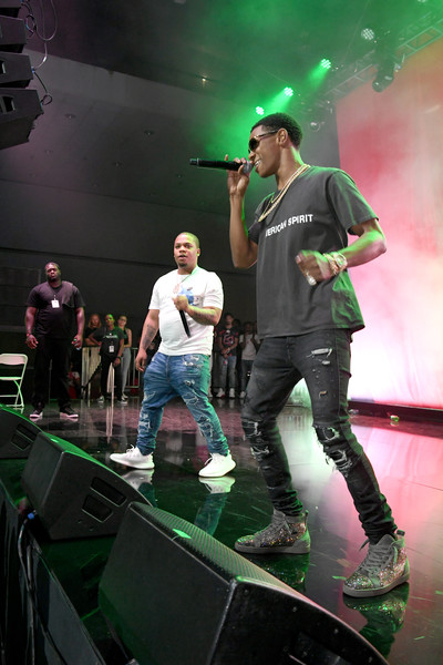 A Boogie Wit Da Hoodie at Toyota Oakdale Theatre