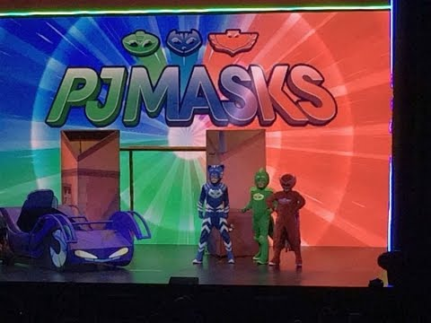 PJ Masks at Toyota Oakdale Theatre