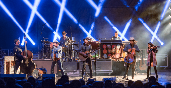 The Avett Brothers at Toyota Oakdale Theatre