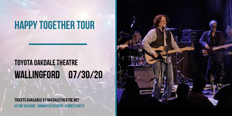 Happy Together Tour at Toyota Oakdale Theatre