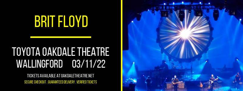 Brit Floyd at Toyota Oakdale Theatre