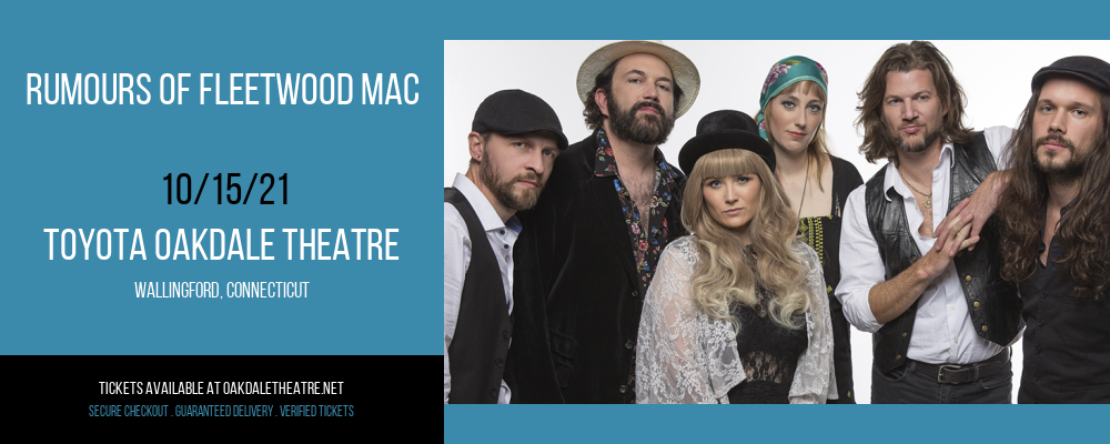 Rumours of Fleetwood Mac at Toyota Oakdale Theatre