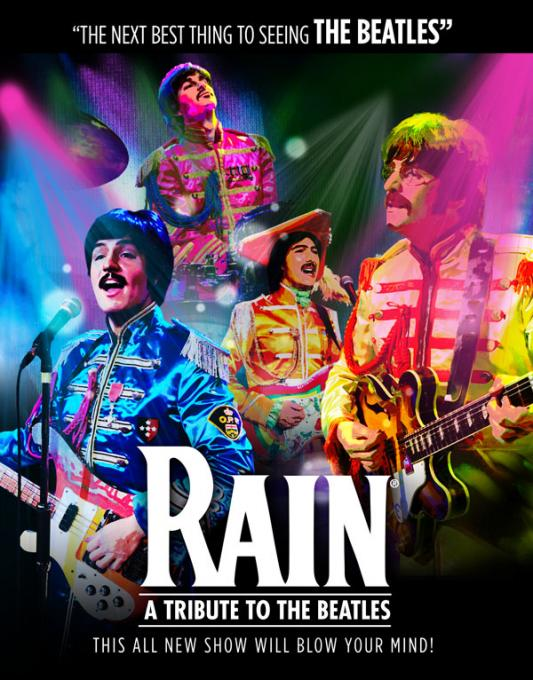 Rain - A Tribute to the Beatles at Toyota Oakdale Theatre