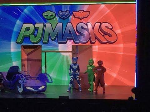 PJ Masks at Toyota Oakdale Theatre