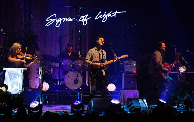 The Head and The Heart at Toyota Oakdale Theatre