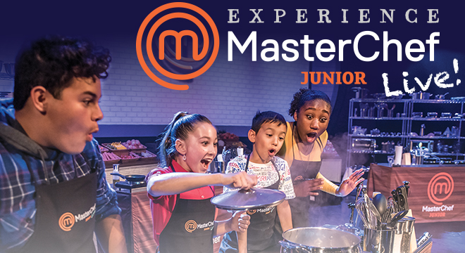 Master Chef Junior Live! at Toyota Oakdale Theatre