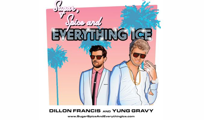 Dillon Francis & Yung Gravy at Toyota Oakdale Theatre