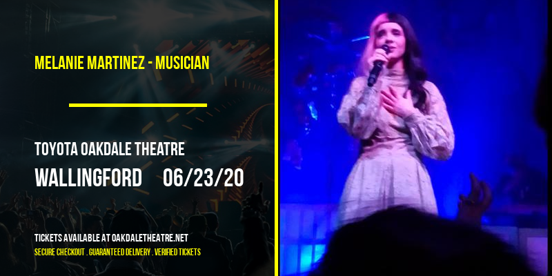 Melanie Martinez - Musician at Toyota Oakdale Theatre