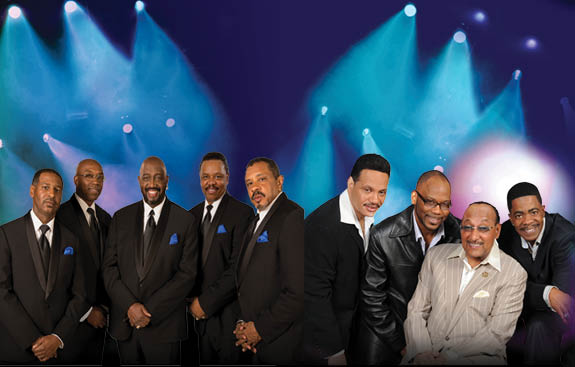 The Temptations & The Four Tops [POSTPONED] at Toyota Oakdale Theatre