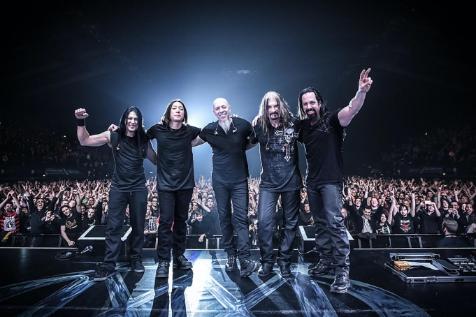 Dream Theater at Toyota Oakdale Theatre